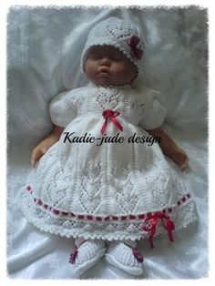 No 60 KADIE-JADE KNITTING PATTERN