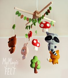 Woodland baby mobile Nursery woodland decor Crib mobile animals Forest friends mobile Raccoon Bunny Bear Fox mobile woodland mobile woodland nursery woodland baby shower woodland animals woodland decor woodland creatures woodland friends Tribal mobile forest mobile baby mobile rabbit mobile fox crib mobile mobile raccoon 96.00 USD #goriani