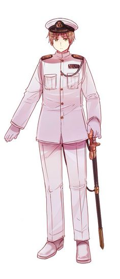 Hetalia (ヘタリア) - England/The United Kingdom (イギリス) || now see here I already warned ya once now I don't want to have to do this but you're edging real close there bud so I suggest you stop being so cute or imma have to stop you myself