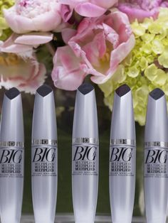 Big & Multiplied Volume Mascara is our first triple-threat mascara…