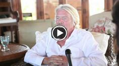 Watch Marie Forleo interview Sir Richard Branson about creating success in business and life, set on Necker Island.