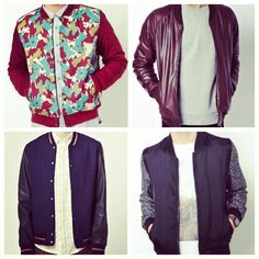 Top 4 ASOS #bomberjacket #jacket #fashion #menswear #leather #leopardprint #camo