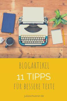 """Blogartikel schreiben ist eigentlich gar nicht so schwer. Aber ich weiß aus eigener Erfahrung, dass es schon sehr überwältigend sein kann, wenn man nicht weiß, wo und wie man anfangen soll. Im Netz findet man haufenweise Anleitungen darüber, wie man """"bessere Blogartikel schreiben"""" kann. Aber mal ganz ehrlich: Blogartikel schreiben kann so einfach sein, wenn man eine anständige Basis hat. Und genau diese Basis gebe ich Dir jetzt. Website Tools, Im Online, Content Marketing, Online Business, Corporate, Writing Tips, Earn Money Online, Mesh, Inspirational"""