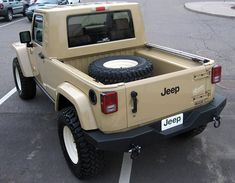 Jeep JT Wrangler Concept Truck
