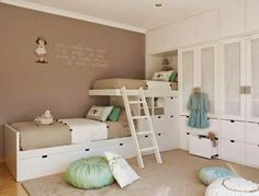 çocuk odası tasarımları