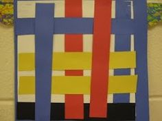 """""""Learning My Lines"""" with Piet Mondrian"""