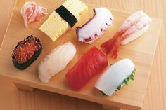 All Hail Sushi: Have a sophisticated meal packed with a variety of health benefits.