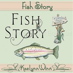 Fish Story :: Elements :: Clipart and Graphics :: Aimee Asher Boutique