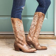 bea63b076b9 Find your favorite pair of tall cowgirl boots at Boot Barn. Cowgirl Jeans