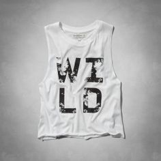 Abercrombie and Fitch Vivian Tank