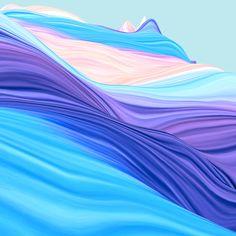skip1frame / Waves #3D #render #waves