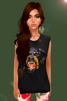 New Skin, Second Life, T Shirts For Women, Tops, Fashion, Moda, La Mode, Shell Tops, Fasion