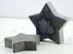 Sterne Beton von von Herzen  auf DaWanda.com