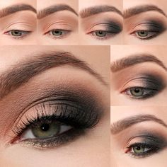 Lulus How-To: Sultry Smokey Eye Makeup Tutorial Looking to up your smokey eye game? For your next special occasion or night on the town, be sure to give our a Sultry Smokey Eye Makeup Tutorial a whirl! – Das schönste Make-up Smoky Eye Makeup, Eye Makeup Steps, Simple Eye Makeup, Eyeshadow Makeup, Makeup Tips, Makeup Hacks, Simple Smokey Eye, Makeup Ideas, Eyeshadow Palette