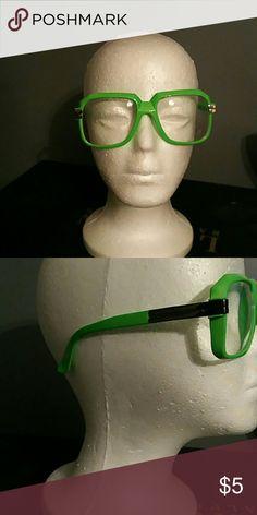 Trendy eyeglass. Bundle and save📣📣📣📣 Cute trendy cazal like glasses Accessories Glasses