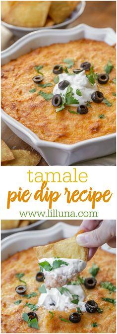 Tamale Pie Dip - thi