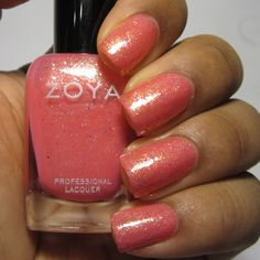 Zoya Bubbly Collection for Summer 2014- Harper