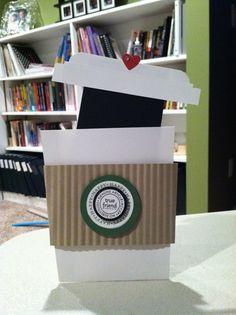starbucks giftcard holder
