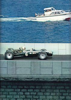 GP Monaco, Monte-Carlo, Lodovico Scarfiotti Cooper T86B BRM