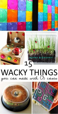 All the things you didn't know you could do with a CD case! - Don't waste that old case, do this instead! Click now!