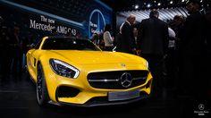 #MondialAuto #Mercedes #AMGGT #Paris