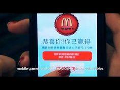 "Coca Cola Cross Media Campaign + Gamification ""Chok! Chok! Chok!"""