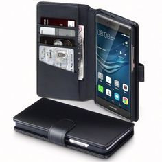 Köp Terrapin Äkta Läderplånbok Huawei P9 Plus svart online: http://www.phonelife.se/terrapin-akta-laderplanbok-huawei-p9-plus-svart