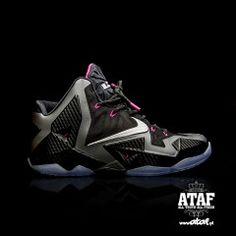 Nike Lebron XI Miami Nights
