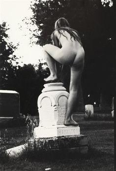 FRANCESCA WOODMAN, c.1972-1975 Untitled (Self-Portrait, Boulder, Colorado)