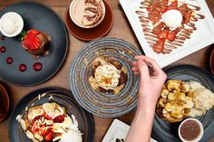 Our guide to late night dessert bars in Adelaide Late Nights, Dessert Bars, Fun Desserts, Paella, Camper, Australia, Ethnic Recipes, Food, Caravan