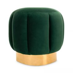 SAFAVIEH - Maxine Channel Tufted Ottoman