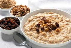 Hulled Barley Breakfast Bowl - Dr Oz - By replacing regular oatmeal with barley, you are adding a more complex and fibrous grain to your meal. Crock Pot Recipes, Cooker Recipes, Crockpot Meals, Breakfast And Brunch, Breakfast Bowls, Breakfast Recipes, Breakfast Cereal, Breakfast Options, Vegan Breakfast
