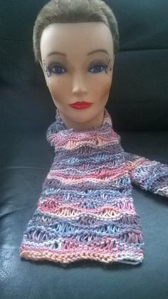 Ladies cotton scarf £10
