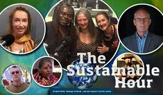 The Sustainable Hour on 18 April 2018 - an Earth Day special: Homage to Earth - and one lawyer's call for action. Sunday 22 April is supposed to be Earth's day and all about how we secure a future free of plastic pollution. Meanwhile, we, the human species on Earth, appear to have arrived at our 'now-or-never moment' as far as our plastic and air pollution is concerned.