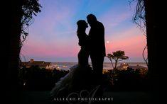 breathtaking silhouettes // Allegro Photography,  Boston wedding, Boston, wedding, photographers, allegro photography, seaside wedding, ocean wedding, water wedding