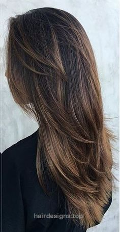 Idea Layered Haircuts For Long Hair 97…  http://www.hairdesigns.top/2017/07/24/idea-layered-haircuts-for-long-hair-97/