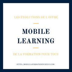 """La Formation Pour Tous a récemment lancé son offre """"Mobile learning"""" (formation en mobilité) 12 euros pour 350 vidéos de formation* 😮 https://mobile.laformationpourtous.com/ #mobilelearning #mlearning #1erMai #Fetedutravail #muguet #MayDay #Formation #formations #mobilite #mobilites #pascher"""