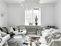 SCANDINAVIAN STUDENT APARTMENT