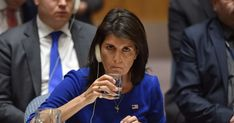 U.S. Ambassador to the United Nations Nikki Haley pushed back on Tuesday against remarks by White House economic adviser Larry Kudlow that she may have been confused over U.S. plans to impose more sanctions on Russia.