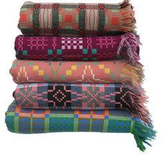 Jen Jones Welsh Quilts & Blankets - Tapestry Blankets ($200-500) - Svpply