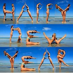 Yoga is a scientific system of physical and mental practices that originated in India step Best Friend Photography, Tumblr Photography, Dance Photography, Creative Photography, Photography Ideas, Travel Photography, Yoga Pictures, Beach Pictures, Funny Pictures