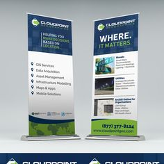 Cloudpoint Tradeshow Design by creative_design_dtp