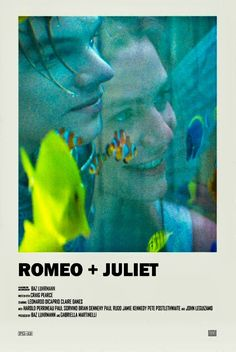 film posters Romeo Juliet alternative movie poster Visit my Store Iconic Movie Posters, Minimal Movie Posters, Cinema Posters, Movie Poster Art, Poster S, Iconic Movies, Poster Wall, Poster Prints, Film Polaroid