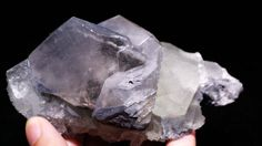 green fluorite And calcite from chenzhou China