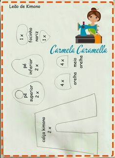 Carmela Caramella : kimono