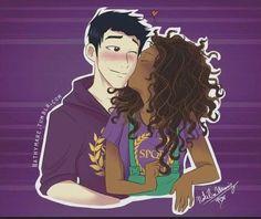 Frazel, best shipp ever ^-^// The Heroes of Olympus Percy Jackson Drawings, Percy Jackson Fan Art, Percy Jackson Fandom, Cute Couple Drawings, Cute Couple Art, Cute Couples, Couple Pics, Anime Negra, Hazel And Frank
