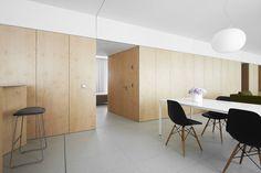 Apartment Refurbishment in Pamplona,© Iñaki Bergera