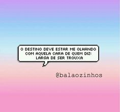 Tenho que fazer isso Cool Phrases, Culture Shock, Wallpaper Quotes, Psychology, Haha, Crushes, My Life, Funny Memes, Tumblr
