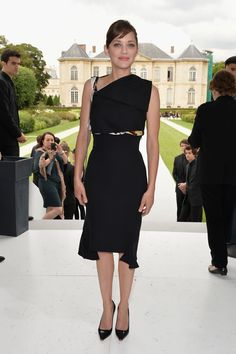 See all the best celebrity party and front row looks from Couture Fall 2014.