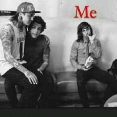 Tony perry, jaime preciado, vic fuentes, ptv, pierce the veil